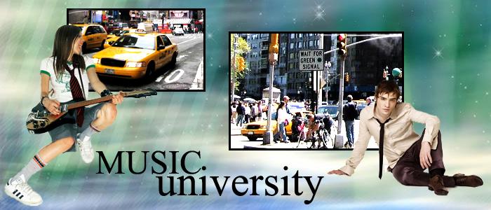 x_Musiic Uniiversiity