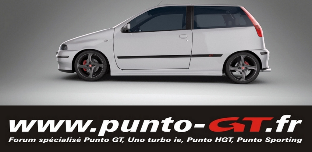 Punto GT