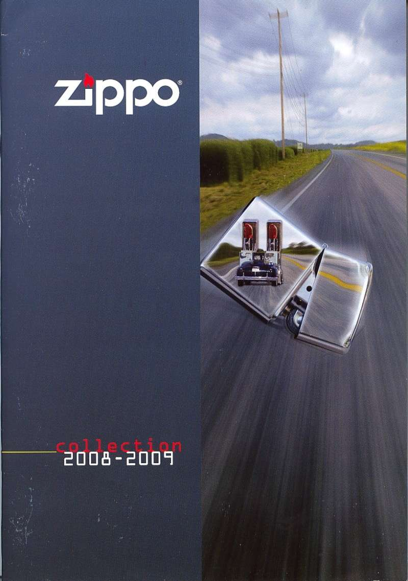 Catalogue ZIPPO collection 2008 - 2009 (France) Page_011