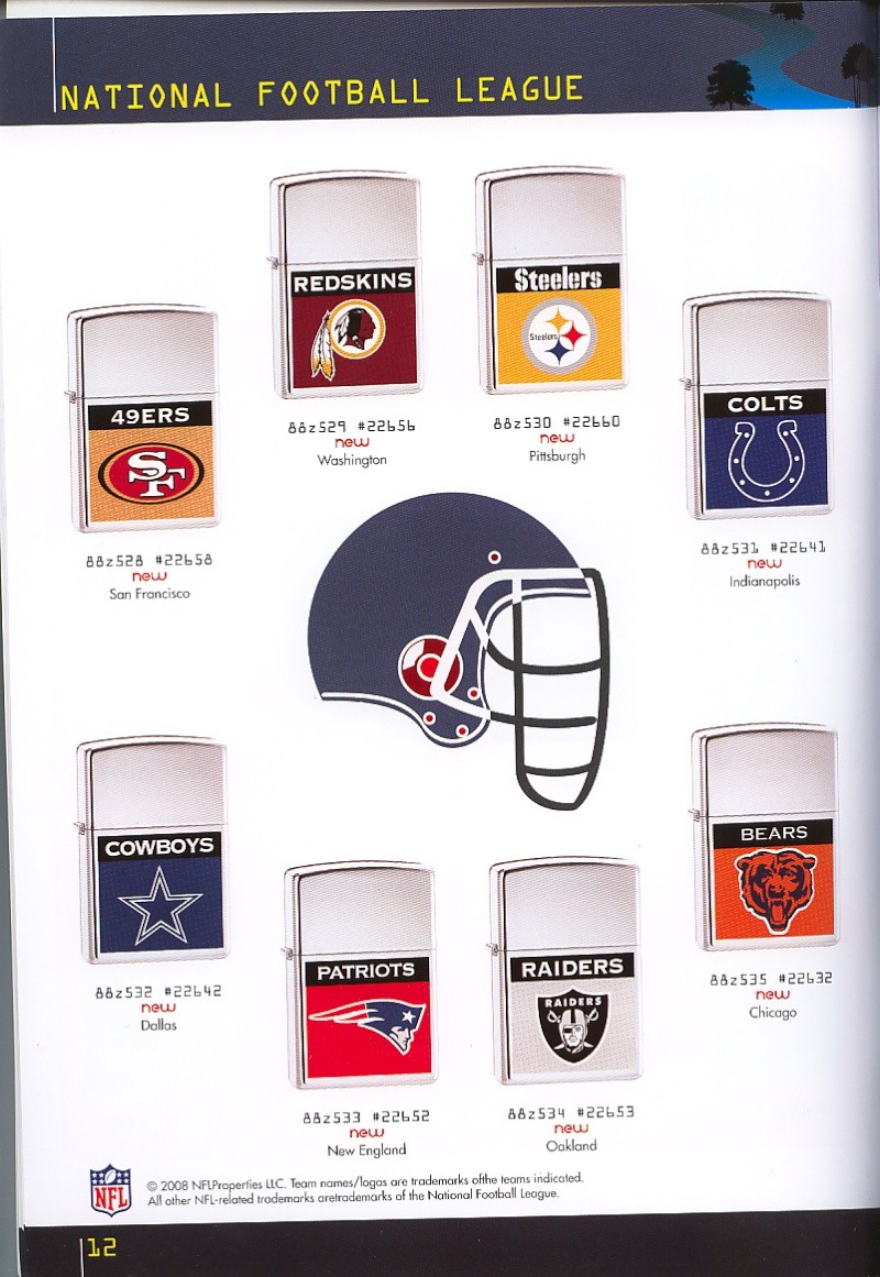 Catalogue ZIPPO collection 2008 - 2009 (France) Page_112
