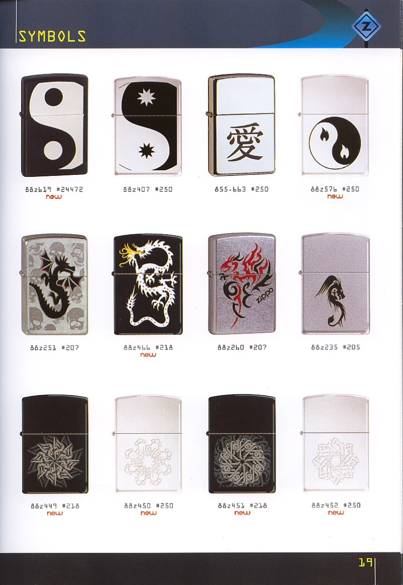 Catalogue ZIPPO collection 2008 - 2009 (France) Page_119