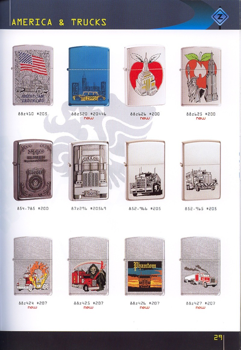 Catalogue ZIPPO collection 2008 - 2009 (France) Page_219