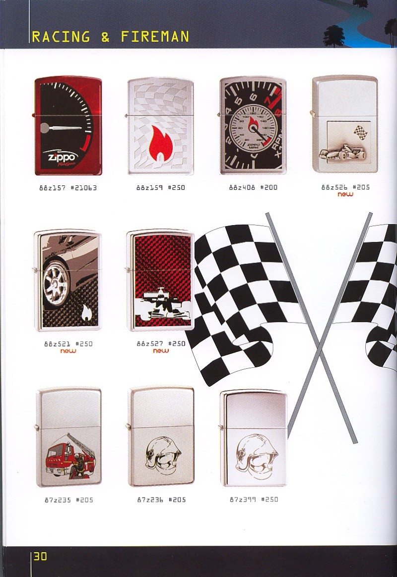 Catalogue ZIPPO collection 2008 - 2009 (France) Page_310