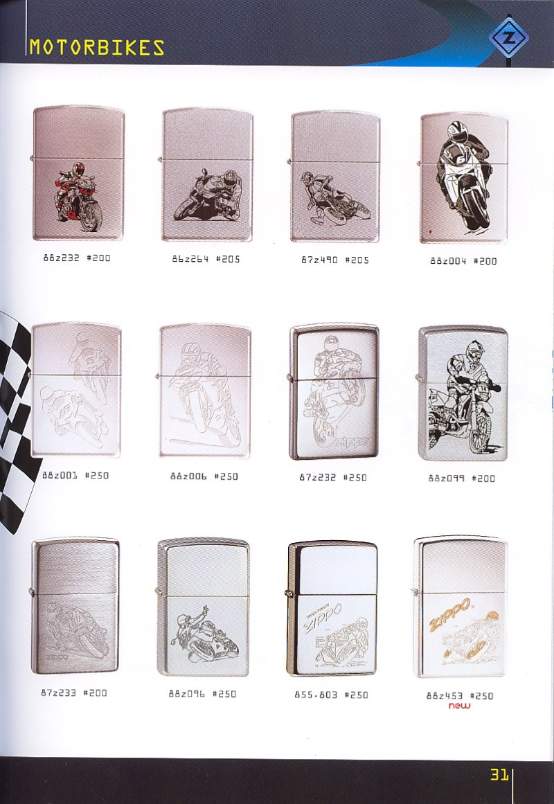 Catalogue ZIPPO collection 2008 - 2009 (France) Page_311