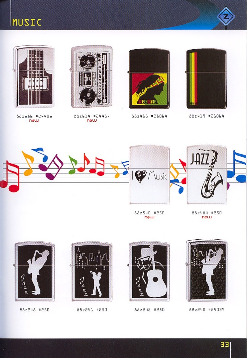 Catalogue ZIPPO collection 2008 - 2009 (France) Page_313