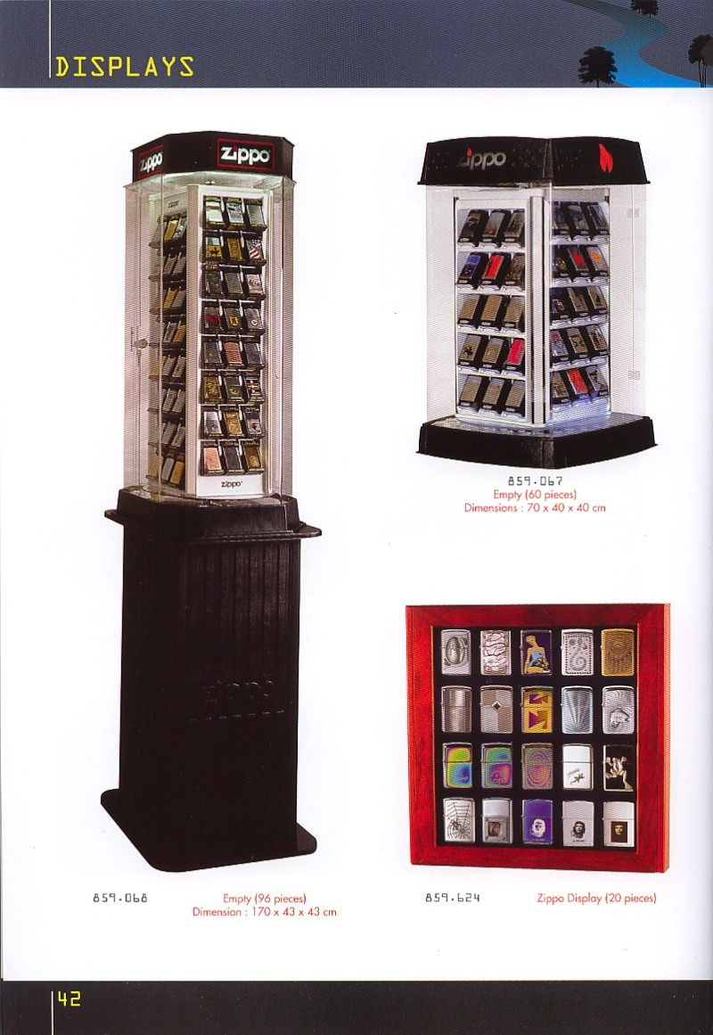 Catalogue ZIPPO collection 2008 - 2009 (France) Page_412