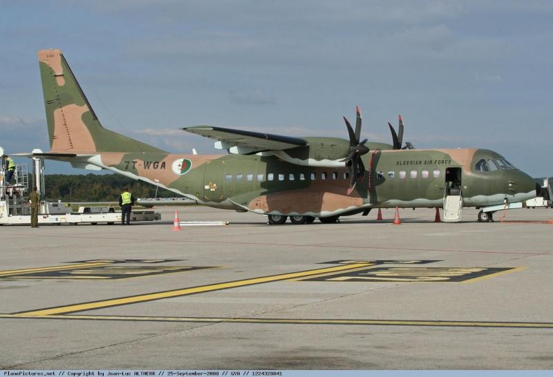 طائرة النقل التكتيكيه Casa C-295 12243210