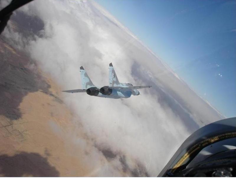 الطائرة المقاتلة الاعتراضية ميغ-29 فالكرم MIG-29 Fulcrum - صفحة 2 Imagep10
