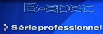 B-spec : Série Professionnel  B-spec14