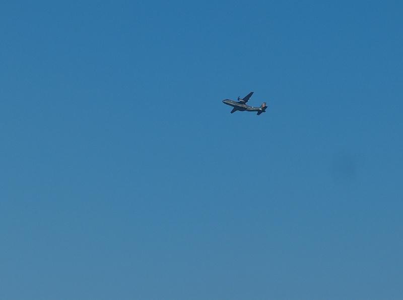 طائرة النقل التكتيكيه Casa C-295 Casa10
