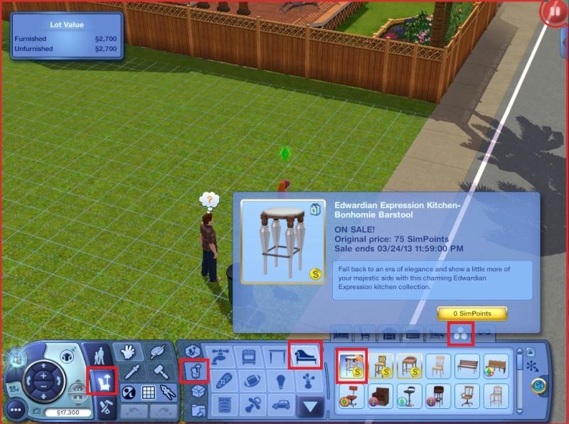 [Sims 3] Les promos (et vos envies) sur le store - Page 20 Edward11