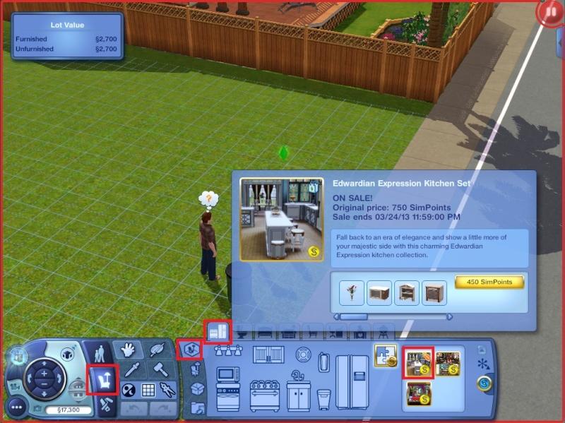 [Sims 3] Les promos (et vos envies) sur le store - Page 20 Edward12
