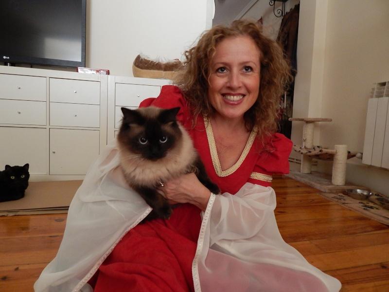 Esperanza Felina en el Mercado Medieval de Vitoria (27, 28 y 29 de Septiembre 2013) - Página 3 Barry110