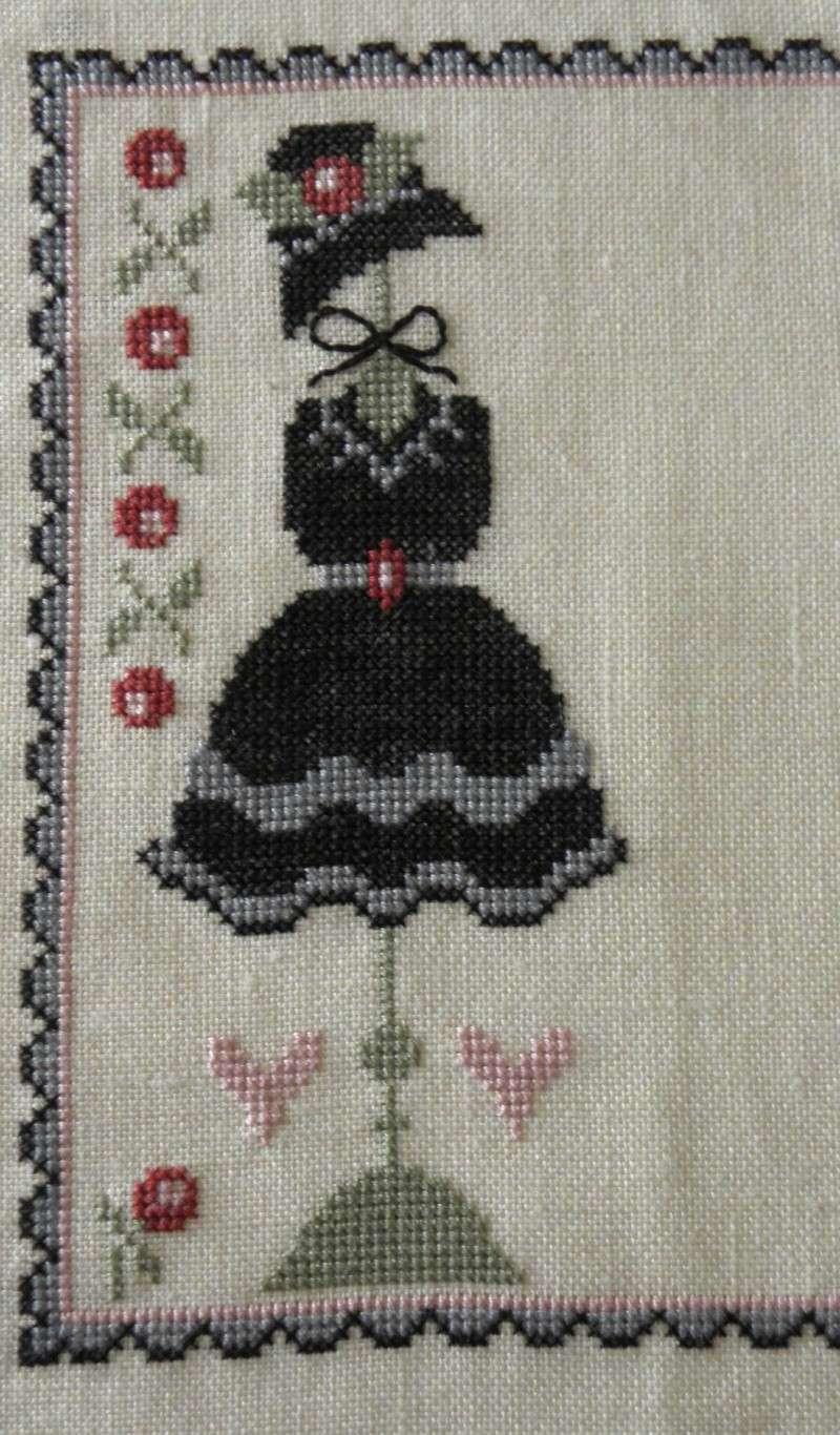4e objectif : Ma petite robe noire P2283613