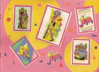 Jem et les Hologrammes (HASBRO) 1986 - 1987 1310