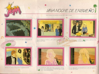 Jem et les Hologrammes (HASBRO) 1986 - 1987 1610