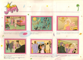 Jem et les Hologrammes (HASBRO) 1986 - 1987 1710