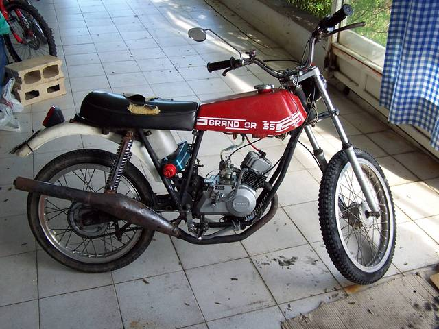 Torrot Grand Cross - Replica Tarry 10029110