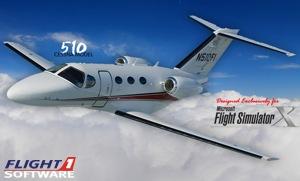 Flight1 lança Cessna Citation Mustang F1must10