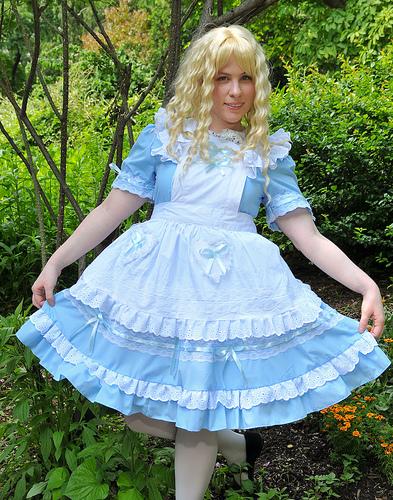 Alice au pays des merveilles iel Alic110