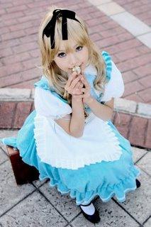 Alice au pays des merveilles iel Cos1110