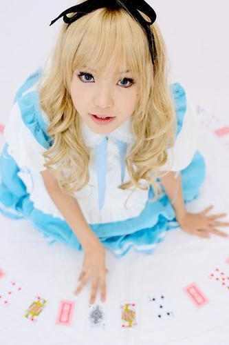 Alice au pays des merveilles iel Cos210