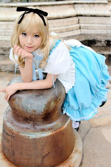 Alice au pays des merveilles iel Cos410