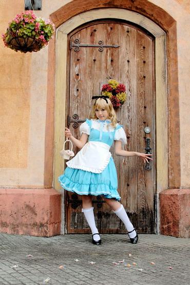 Alice au pays des merveilles iel Cos511