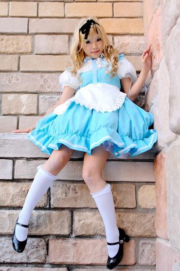 Alice au pays des merveilles iel Cos710
