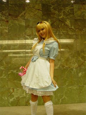 Alice au pays des merveilles iel Cos910