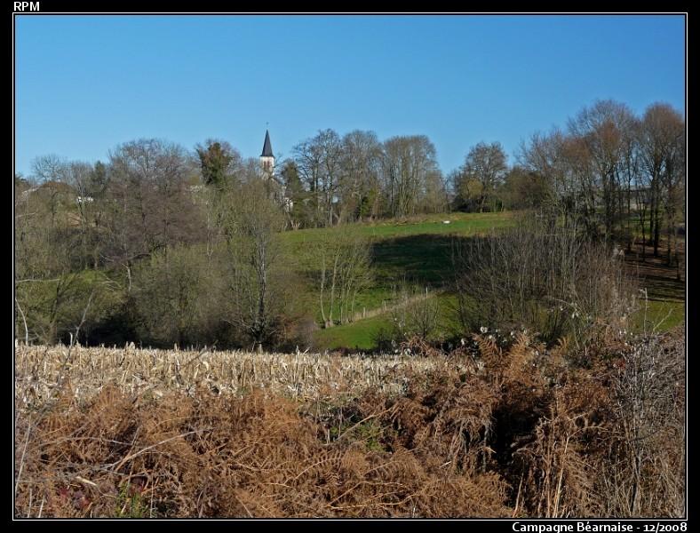Petite balade dans la campagne Béarnaise ... P1060213