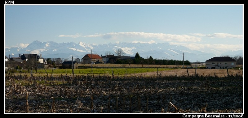 Petite balade dans la campagne Béarnaise ... Panora11