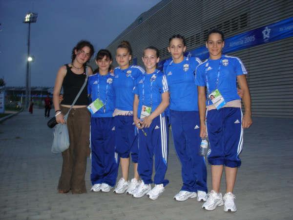 Experiencias en competición/con gimnastas Griega10