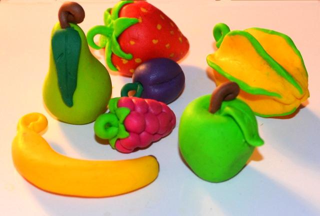 Mobile de fruits Fruits13