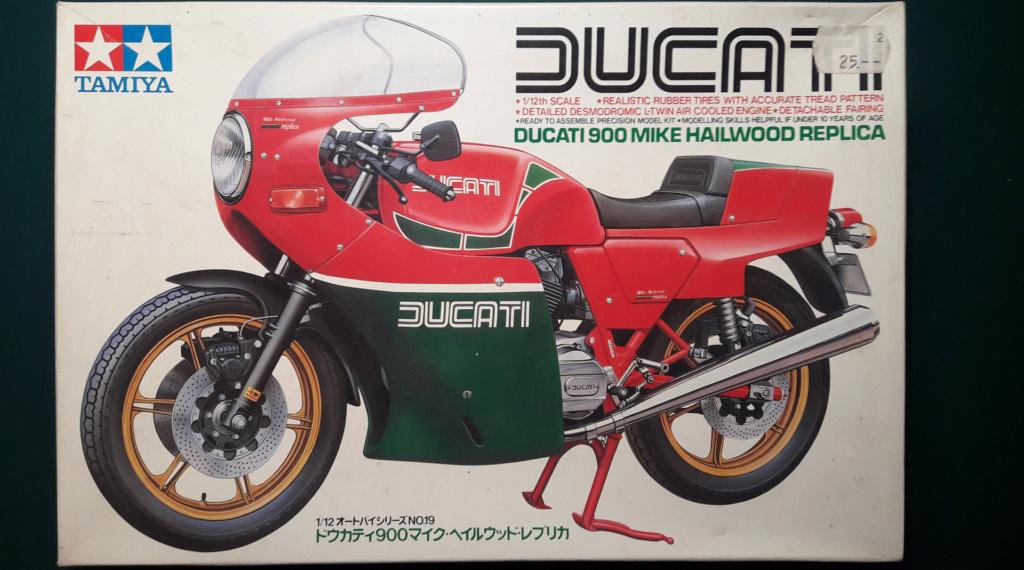 Ducati 900 NCR 1/12 tamiya 20200213