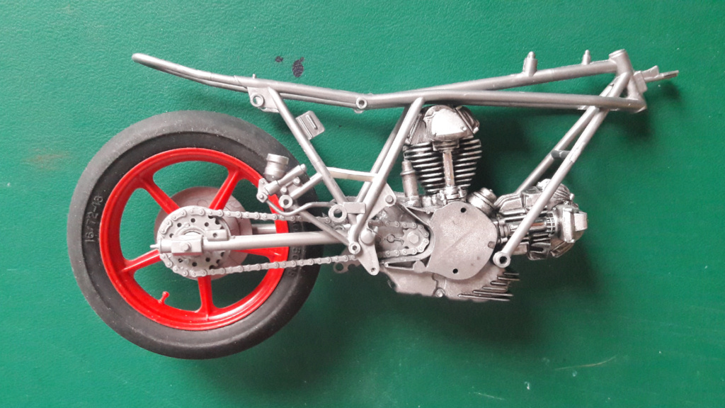 Ducati 900 NCR 1/12 tamiya 20200227