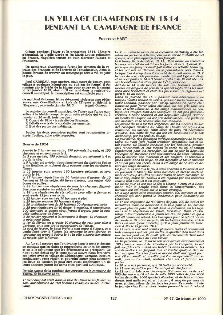 La Campagne de France - 1814 Chg_0426