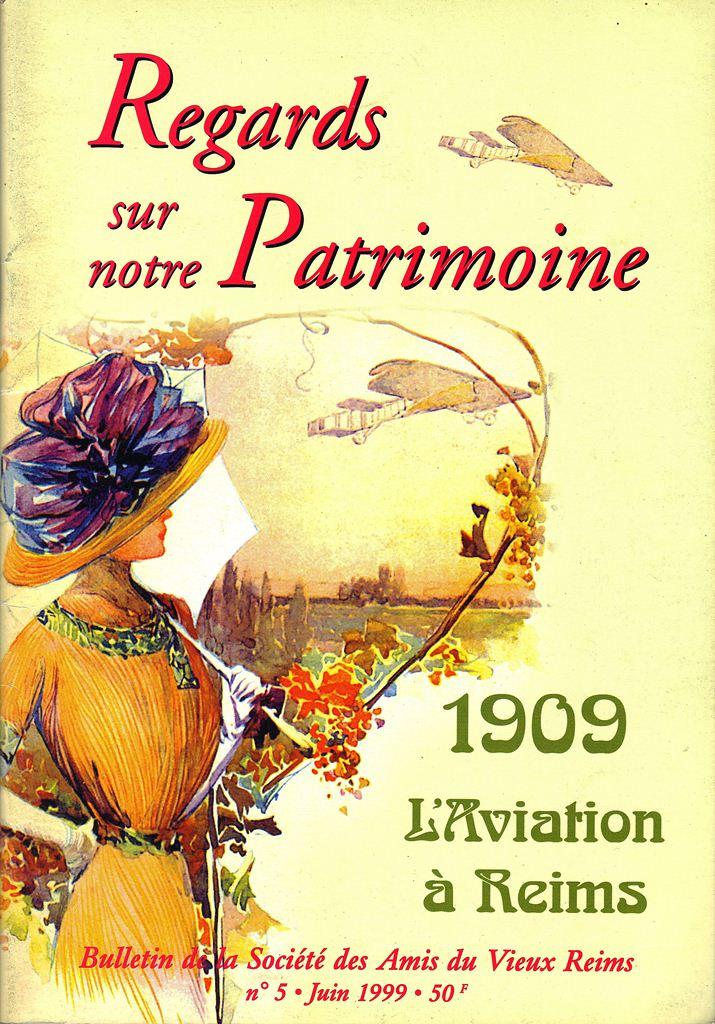 Regards sur notre Patrimoine - Bulletin de la Société des Amis du Vieux Reims Scan0014