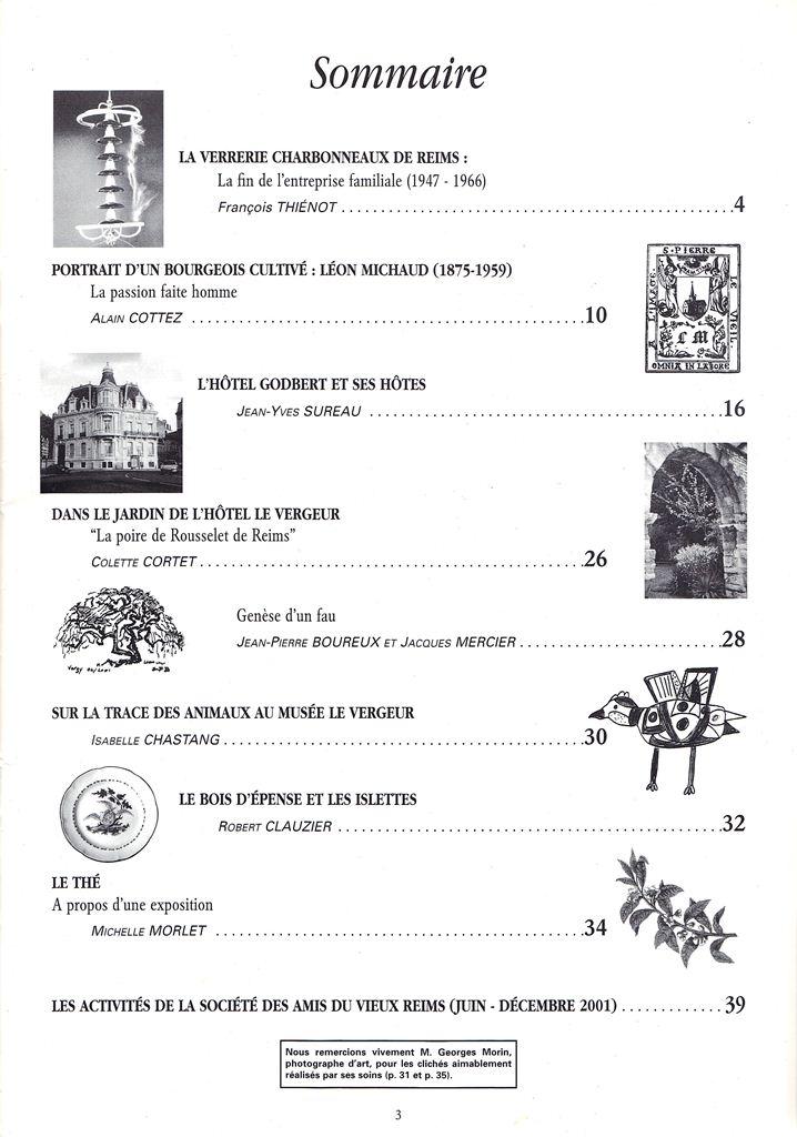 Regards sur notre Patrimoine - Bulletin de la Société des Amis du Vieux Reims Scan0021