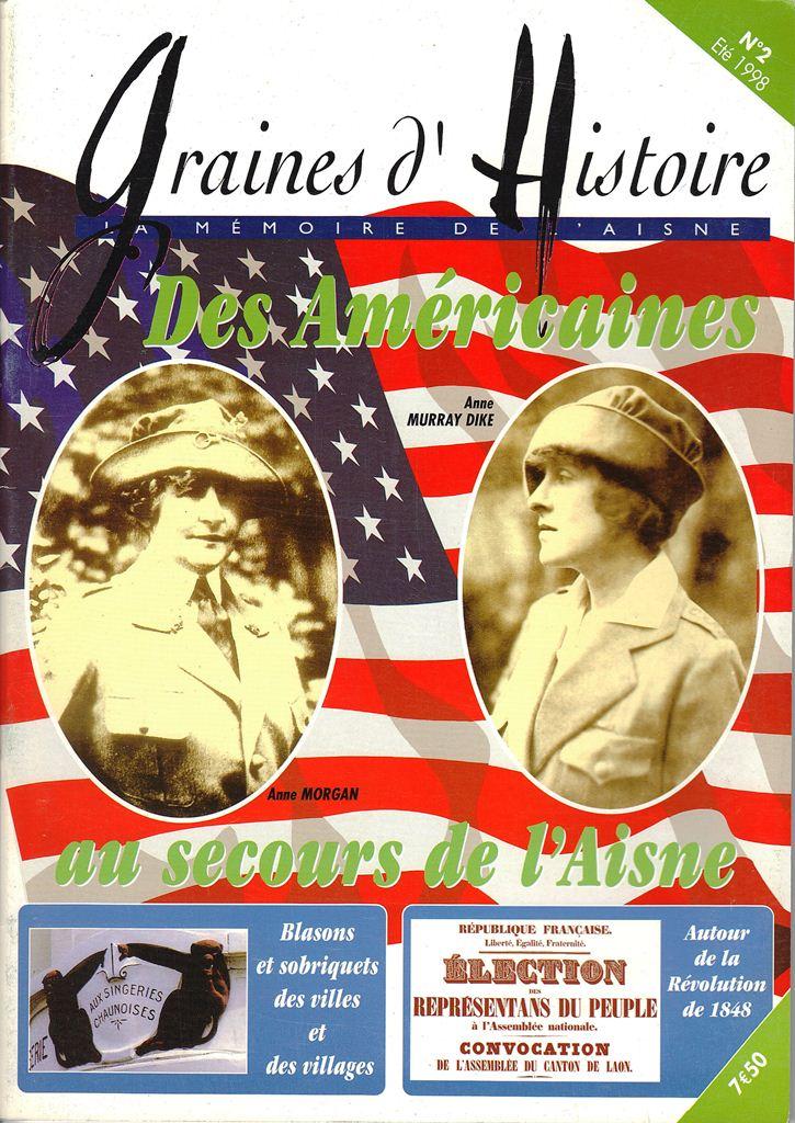 Graines d'Histoire - La Mémoire de l'Aisne Scan0038