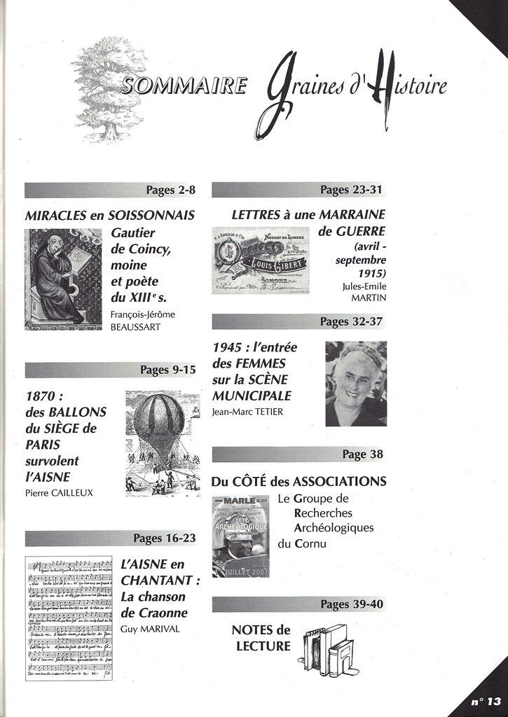 Graines d'Histoire - La Mémoire de l'Aisne Scan0043