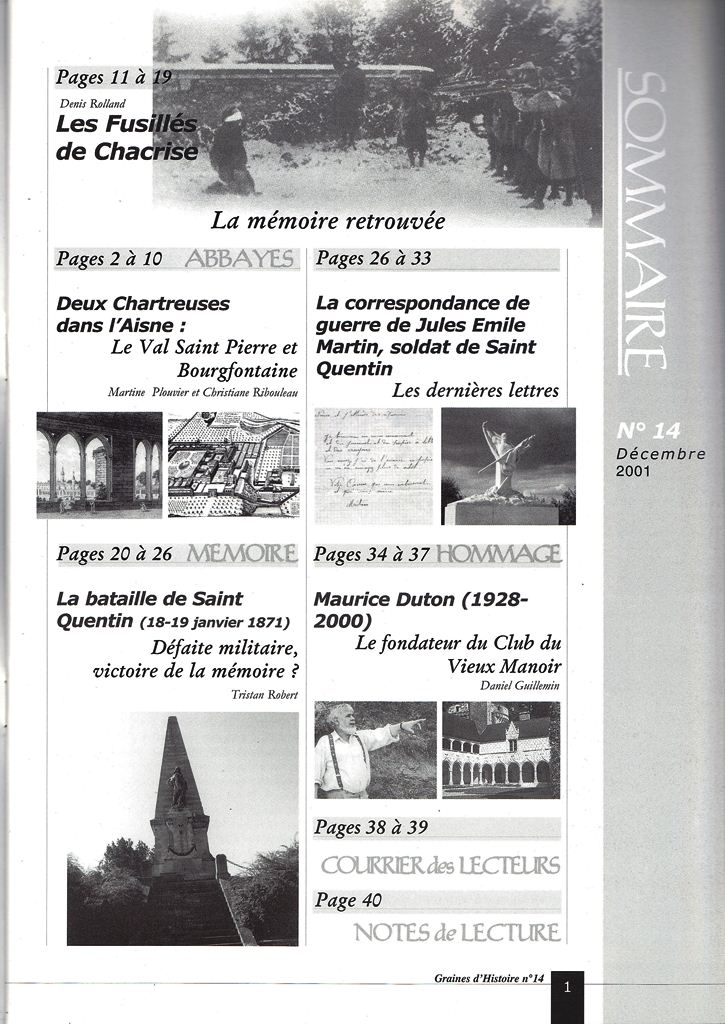 Graines d'Histoire - La Mémoire de l'Aisne Scan0045