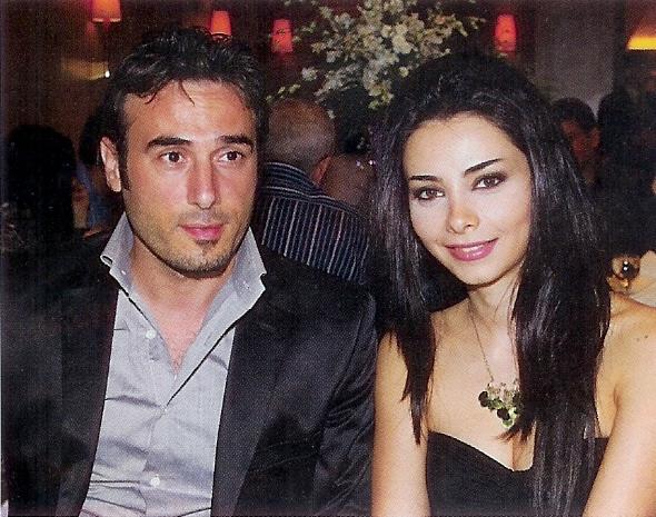 New pic of Bassem with Shirine mnassa Bassem13