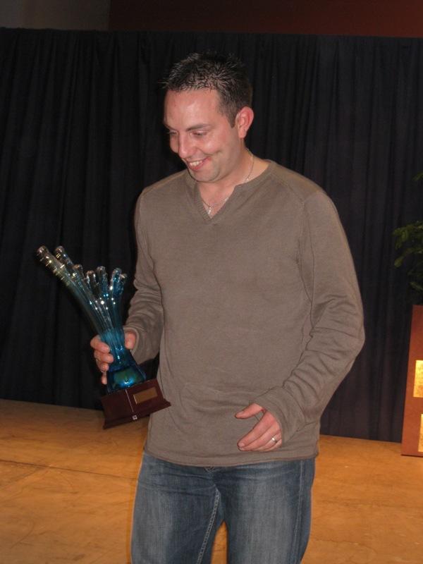 Soirée des trophés 2008 Cordie11
