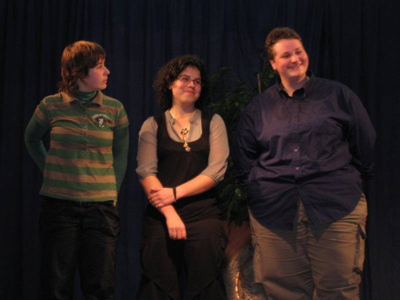 Soirée des trophés 2008 Fem110
