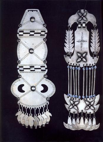 Parures mapuches Numari22