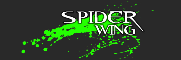 SPIDER WING CLEAR! Spider11