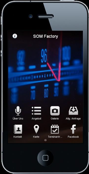 Die SOM Factory App ist da! 0app211