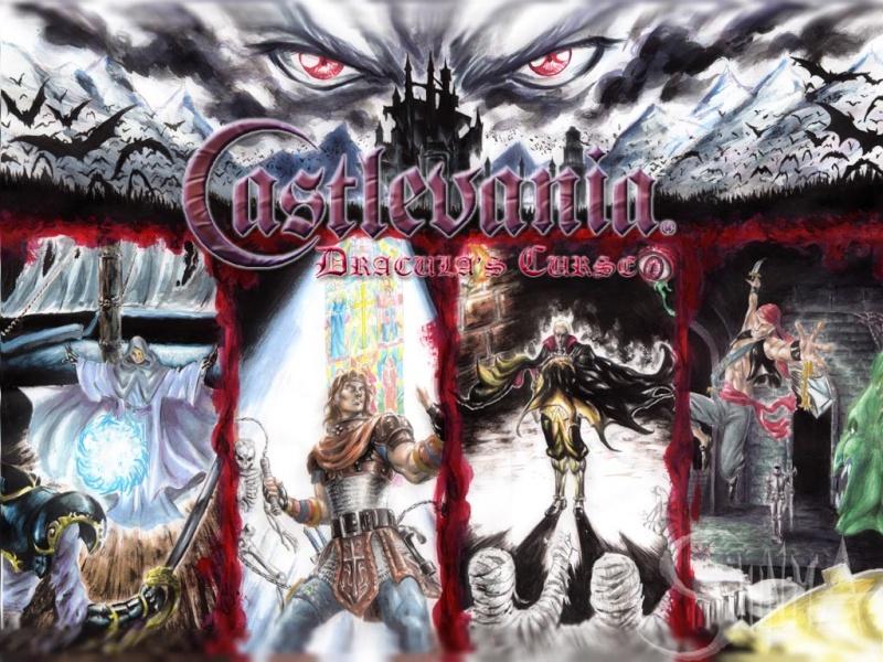 Castlevania III: Dracula's Curse - NES - 1990 - Page 5 Castle16