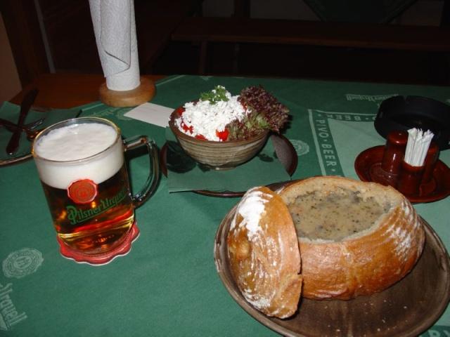 Встреча Нового года 2009 -Польша-ПРАГА-Карловы Вары-Дрезден Dsc01410